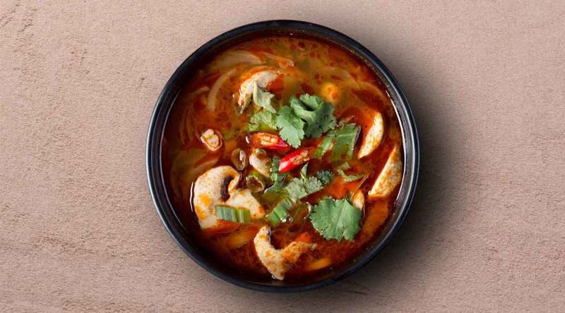 A2 Tom Yum Talay